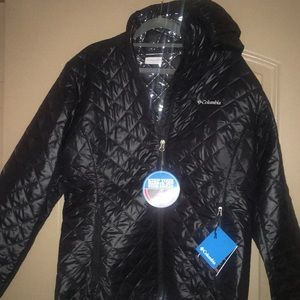 NWT Omni Heat Quilted Columbia Jacket